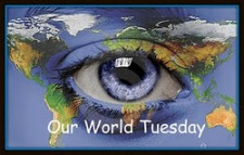 Our World Tuesday Graphic