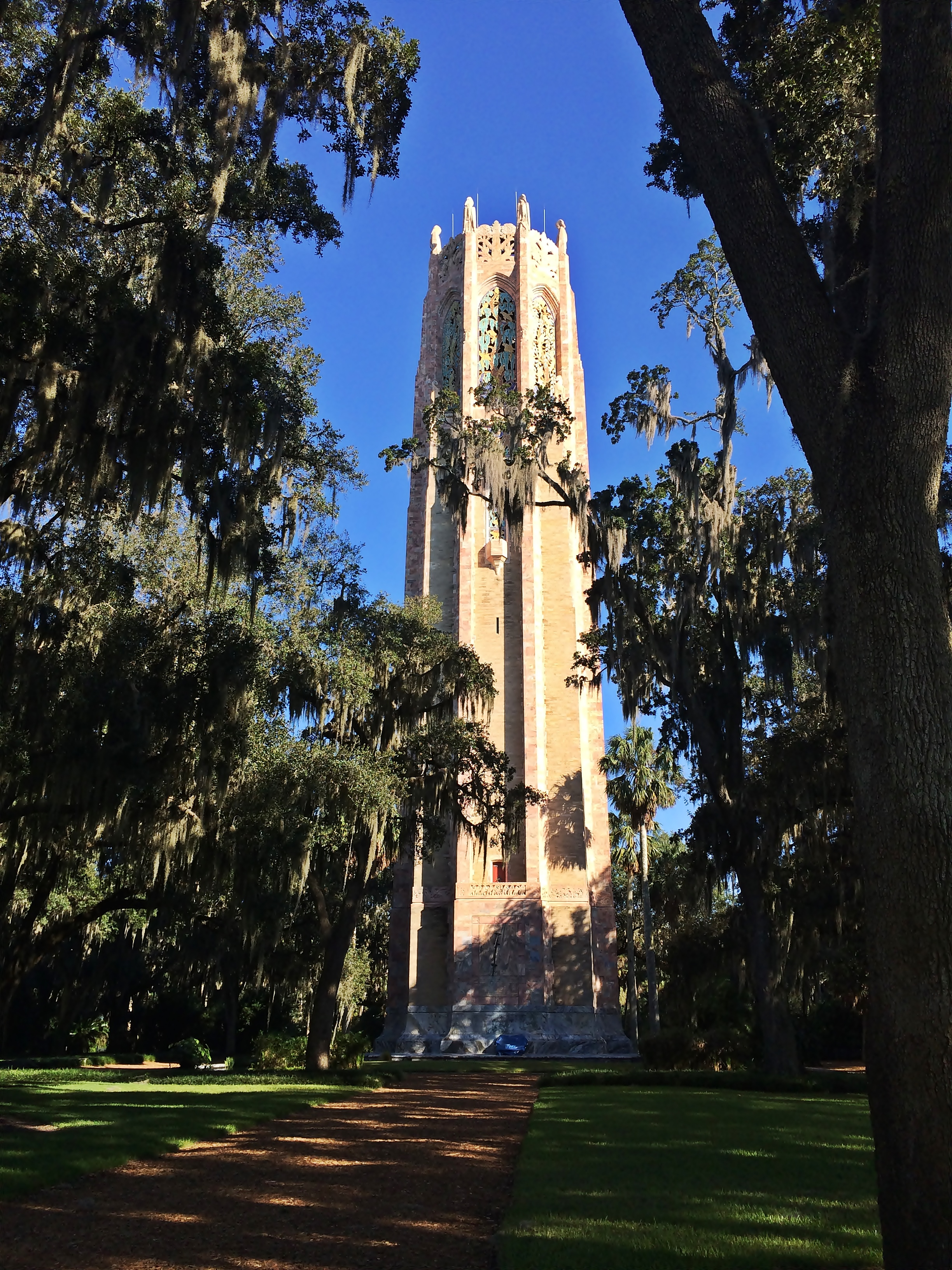 A first visit to Bok Tower Gardens Skywatch Friday